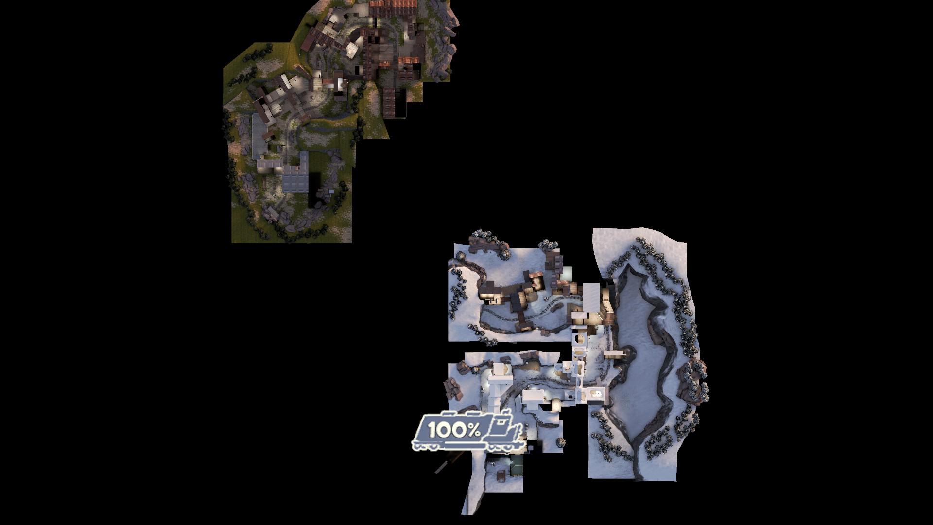 Map Statistics - cp_snowplow - teamwork tf