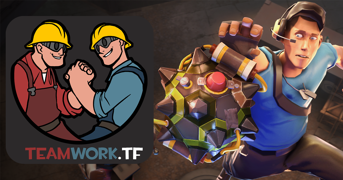 Frontpage - teamwork tf